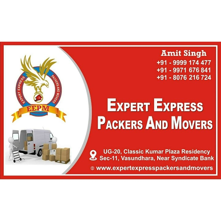 Expert Express Packers & Movers